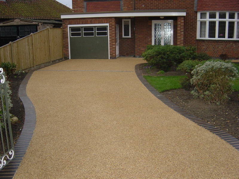 Addaset Resin Bound Surfacing Domestic