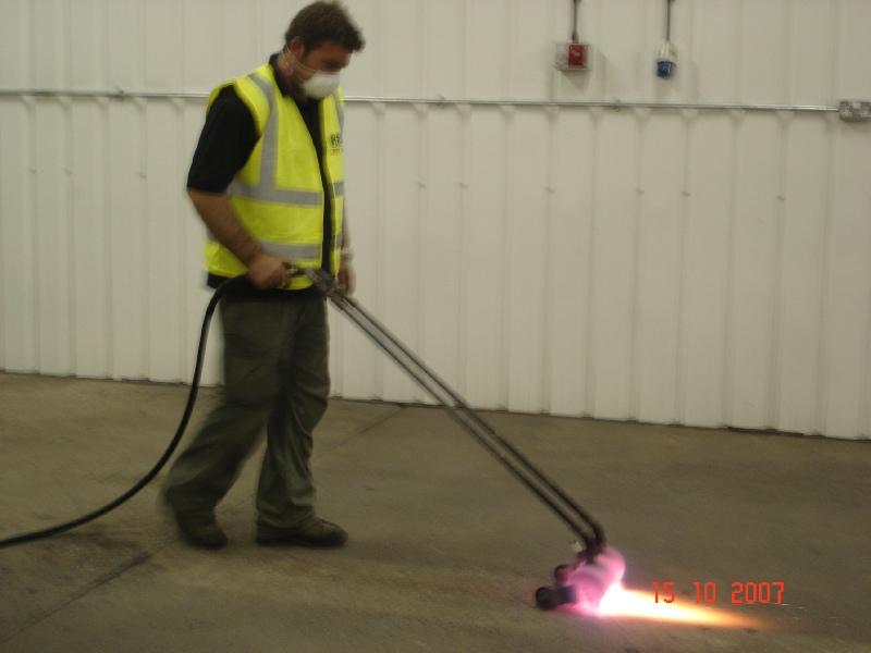 Industrial Floor Coatings Domestic